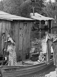 Cajun Family Returning Home - 1930s.jpg