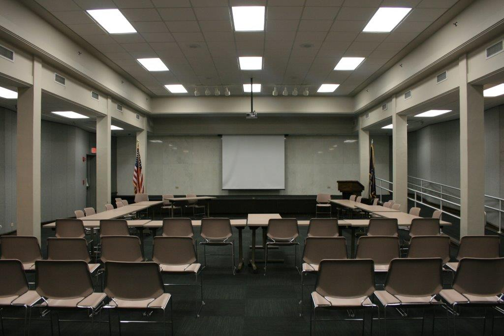 Seminar Center (first floor)