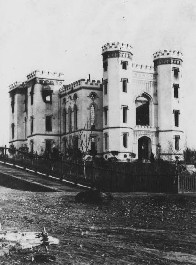 Old State Capitol after the fire of 1862.jpg
